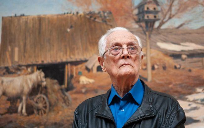 Флориан Юрьев умер на 93-м году жизни: лучшие работы украинского мастера-новатора