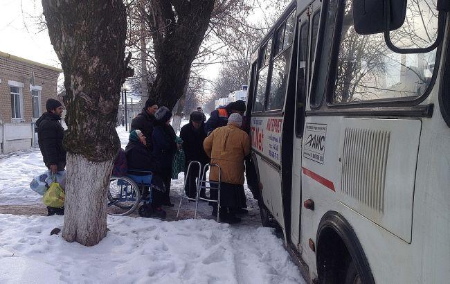ИзАвдеевки эвакуированы 175 человек, втом числе 94 ребенка