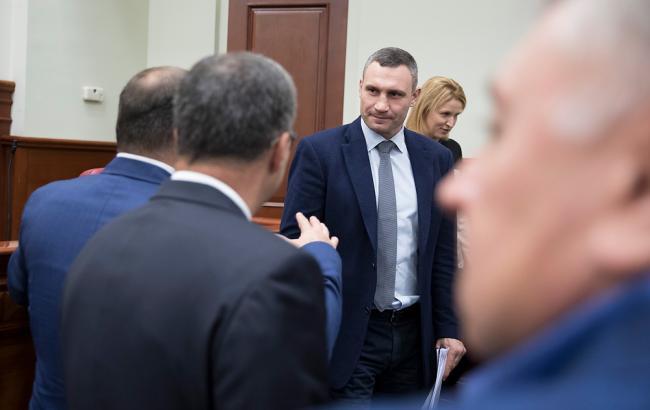 Фото: Віталій Кличко (kiev.klichko.org)