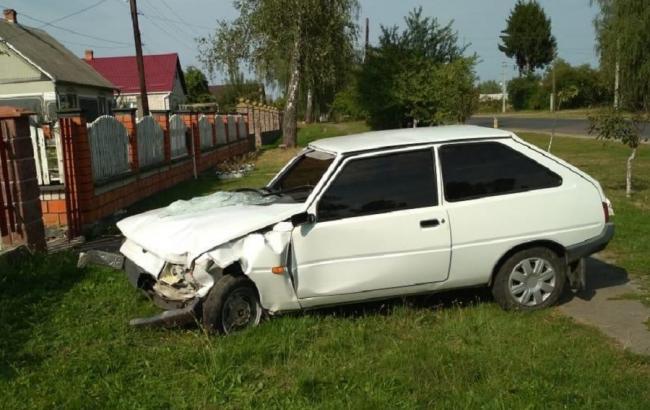 У Рівненській області затримали п'яного водія, який збив на смерть дівчину