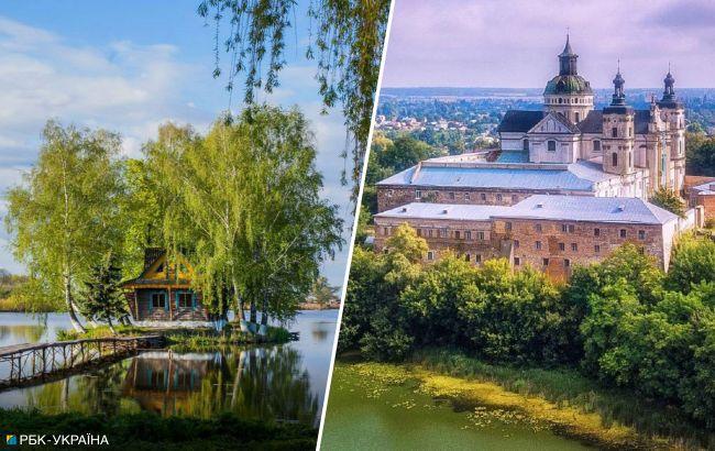 Домик рыбака и старинные усадьбы: лучшие маршруты поездок по Украине для летнего уикенда