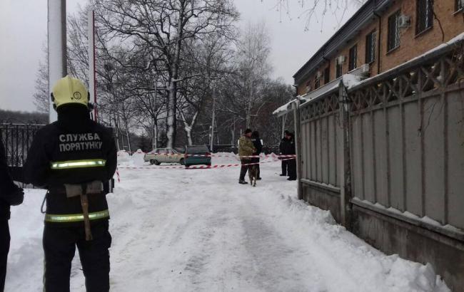 Информация о минировании Харьковского райсуда не подтвердилась