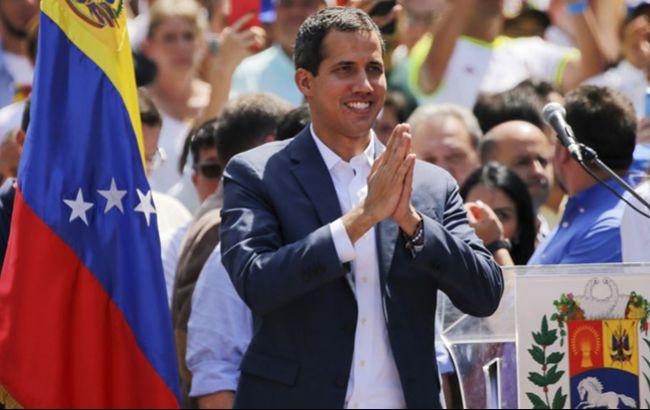 Гуайдо закликав армію припинити підтримувати Мадуро