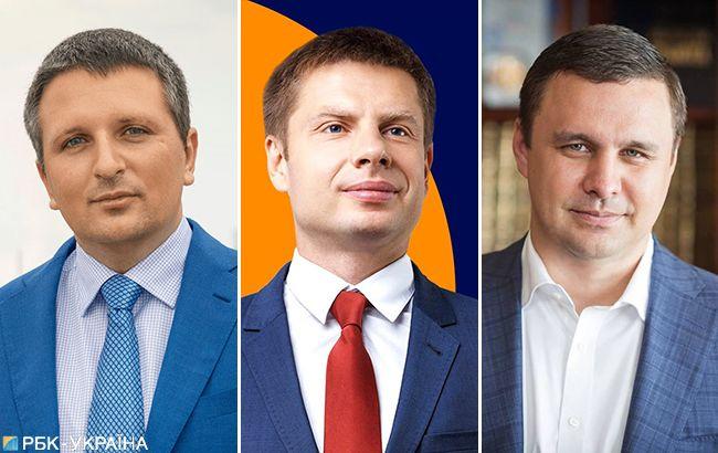Любыми способами: как пытаются удержаться за власть Голубов, Гончаренко и Микитась