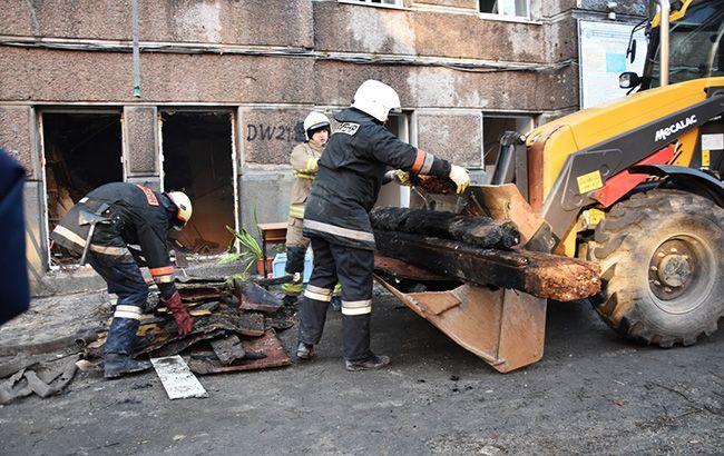 Кількість жертв в результаті пожежі в Одесі зросла до семи