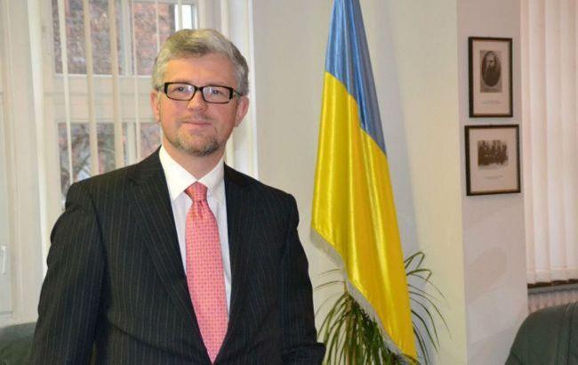 """Посол Украины назвал """"Северный поток-2"""" угрозой европейской солидарности"""