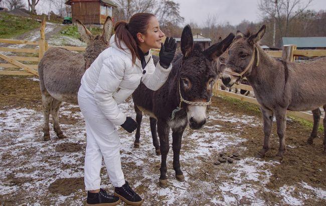 Парк природи та милі тварини: кращі локації для зимових подорожей з дітьми