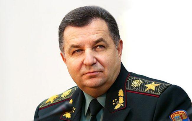 Полторак ожидает, что демобилизация завершится до конца июля