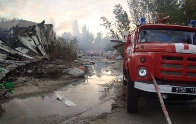 Три человека погибли врезультате сильного возгорания вПолтавской области