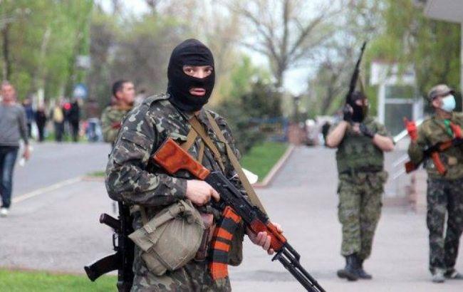 Фото: боевики нарушают режим тишины в зоне АТО