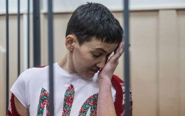 Ростовский суд рассмотрит подсудность дела Савченко 21 августа