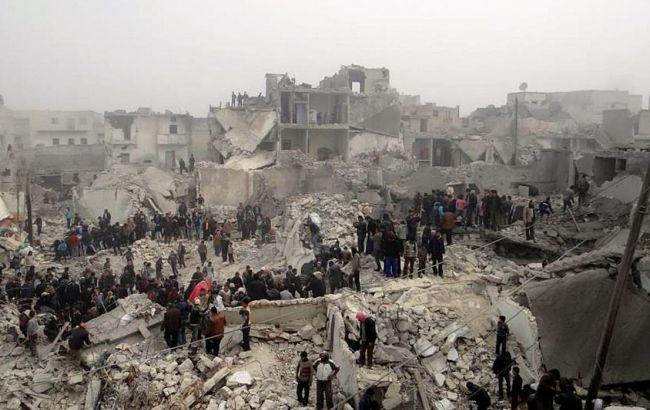 Фото: гуманитарная пауза в Алеппо