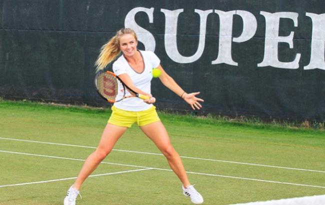 Еліна Світоліна здобула перемогу на старті підсумкового турніру року в Китаї