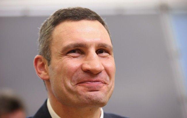 """Кличко очолив БПП """"Солідарність"""""""