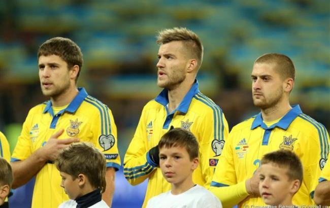 Фото: Украина - Финляндия, где смотреть