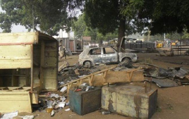 ВНигерии жертвами 2-х взрывов стали 56 человек