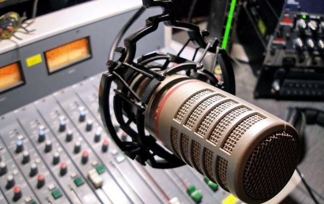 """Фото: на оккупированных территориях заработает """"Украинское радио"""""""