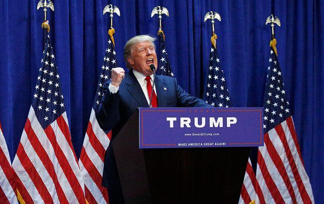 Трамп анонсировал слоган для президентских выборов 2020 года