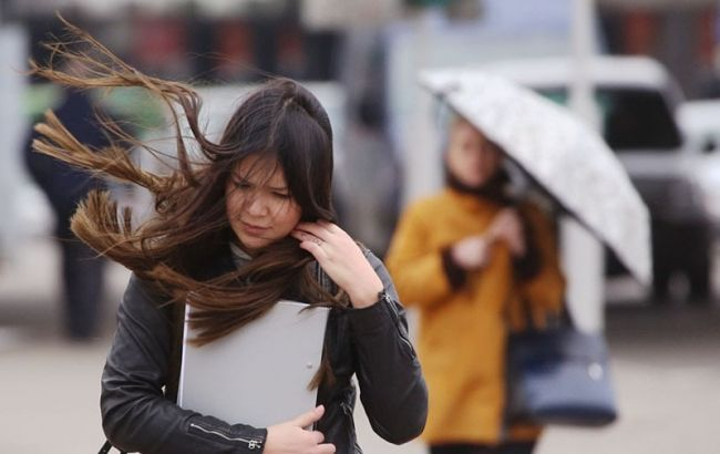 Штормовой ветер соснегом: украинцам дали неутешительный прогноз