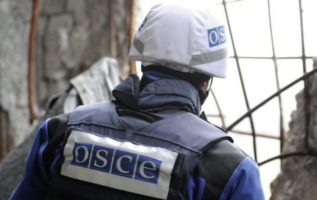 Спостерігачі ОБСЄ продовжують отримувати погрози під час виконання обов'язків на Донбасі