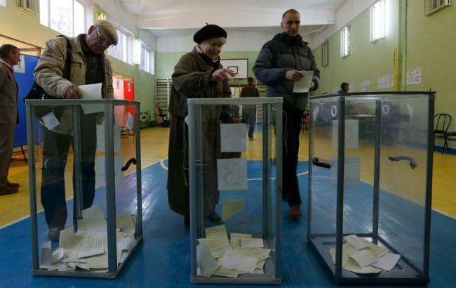 ЦВК України продовжує публікувати результати місцевих виборів