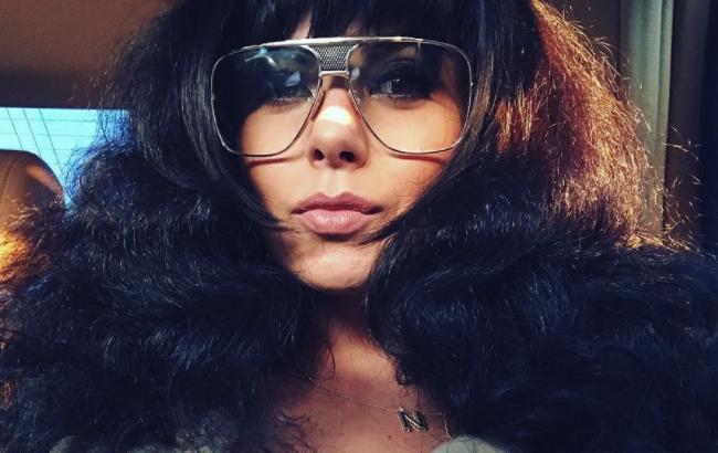 Фото: Настя Каменських знову зібрала неоднозначні коментарі в instagram (instagram.com/kamenskux)