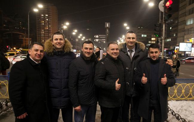 Кличко: в Киеве выделят 300 млн гривен на замену наружного освещения на 163 объектах
