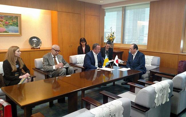 Фото: зустріч міністрів (menr.gov.ua)