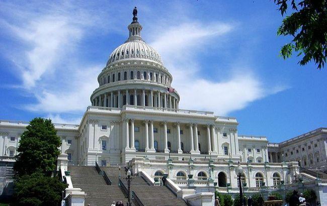 Фото: здание Конгресса США