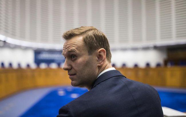 ЄСПЛ вимагає від Росії негайно звільнити Навального