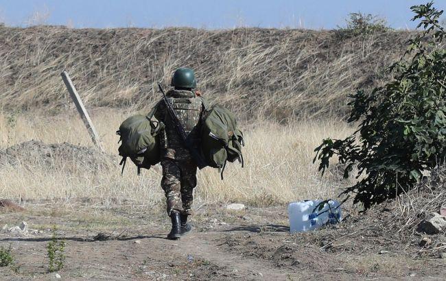 В Нагірному Карабасі вперше з початку перемир'я заявили про перестрілку