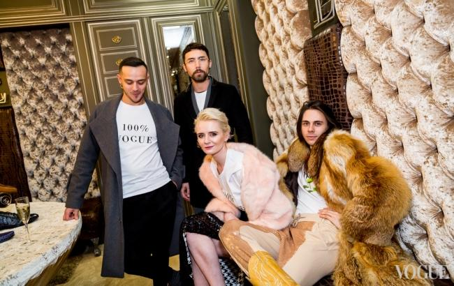 Фото: Zlocci взяв участь у Vogue Fashion's Night Out