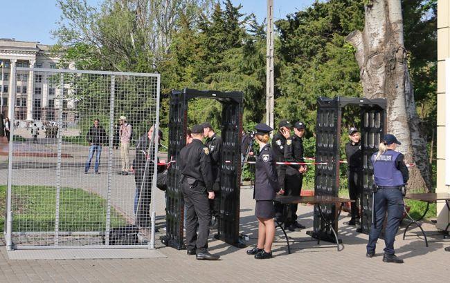 Правопорушень 2 травня в Одесі не допущено, - Нацполіція