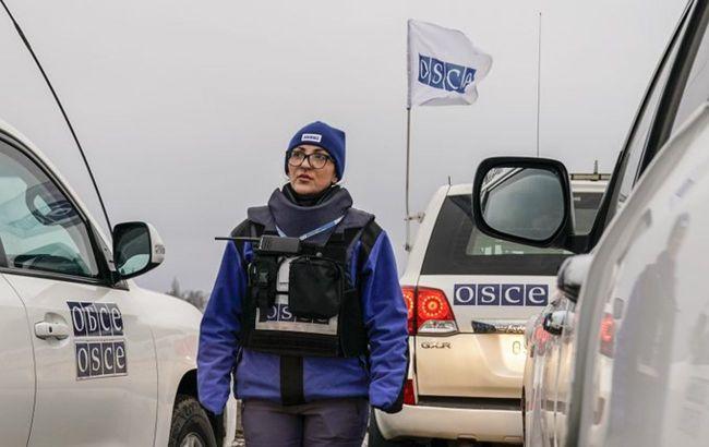 """""""Подрывает доверие"""": ОБСЕ осудила блокирование боевиками работы миссии"""