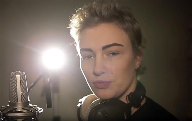 Фото: Анастасія Приходько (Скріншот з відео)