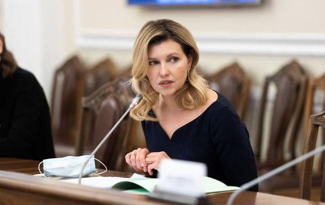 Елена Зеленская рассказала о встрече с Кейт Миддлтон: получили удовольствие