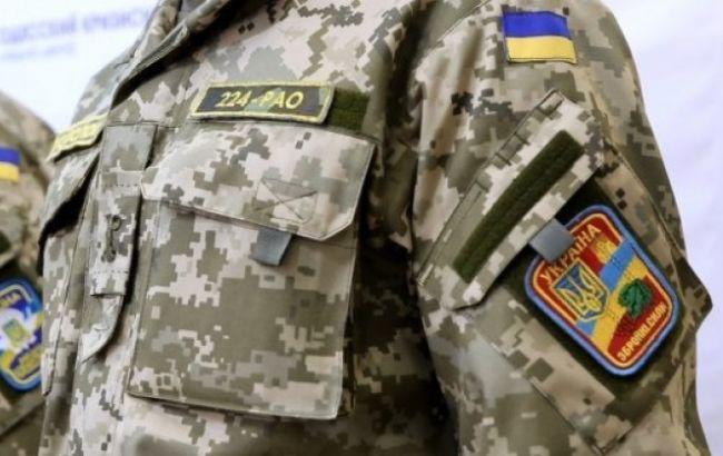 У Луганській області на розтяжці підірвався військовий