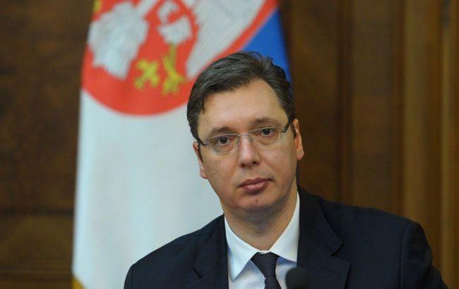У Сербії на виборах президента перемагає прем'єр країни Вучич