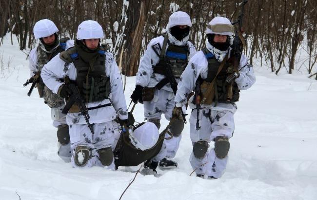 Фото: АТО на Донбассе (facebook.com ato.news)