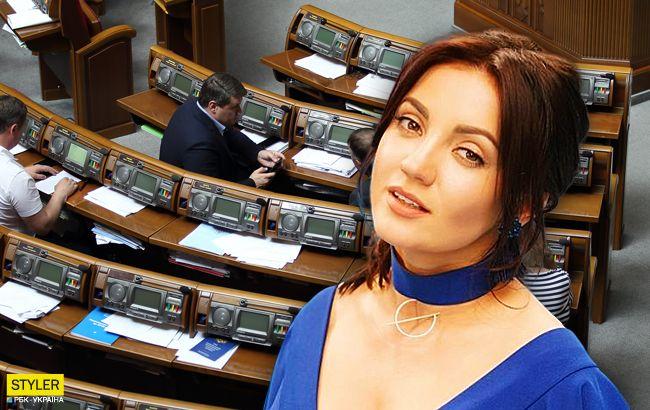 Я теж хочу: Оля Цибульська зробила заяву про політичні плани