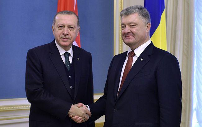 Украина и Турция намерены увеличить товарооборот до 10 млрд долларов