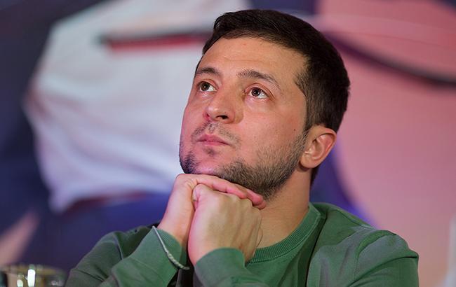 """Зеленский заявил, что """"кино - это теневой бизнес"""""""