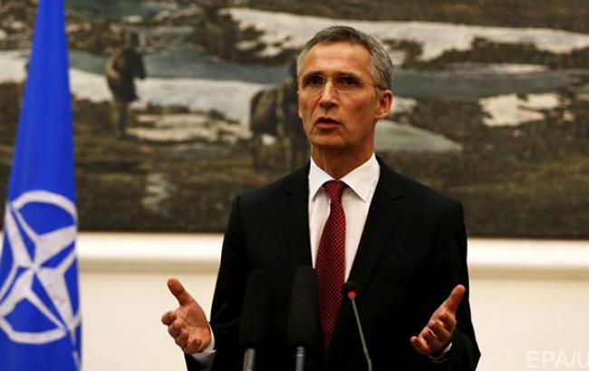 Генсек НАТО заявив про загрозу військових літаків Росії для авіації Європи