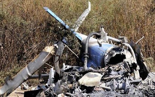 У Ефіопії розбився військовий вертоліт, загинули 18 людей