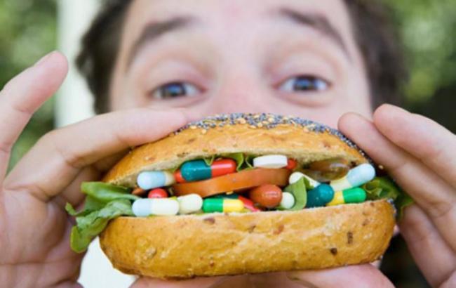 Фото: Продукты с антибиотиками (chefmoehay.tk)