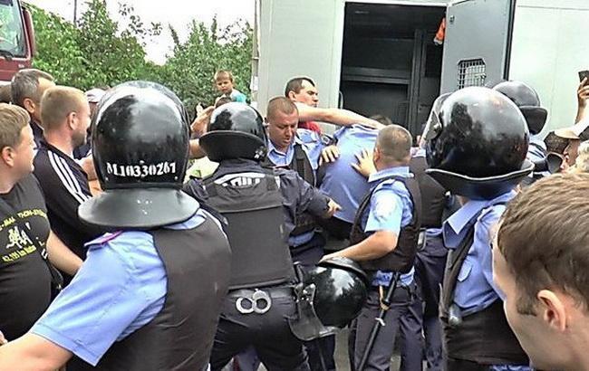 В Николаевской области избили убийц-полицейских