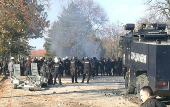 Фото: у Болгарії затримали 300 мігрантів