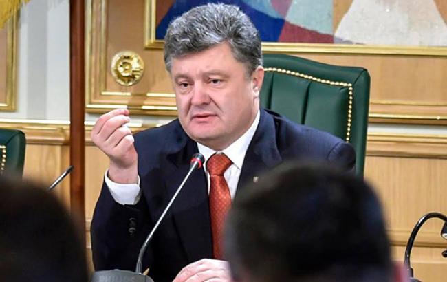 Порошенко закликав силовиків відзвітувати з розслідування подій Євромайдану