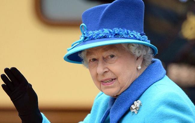 Фото: Королева Єлизавета II