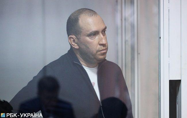 Суд арештував Альперіна